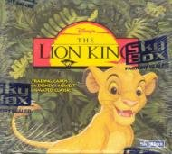 Disneys The Lion King Trading Cards Factory Sealed Box 36 Packs