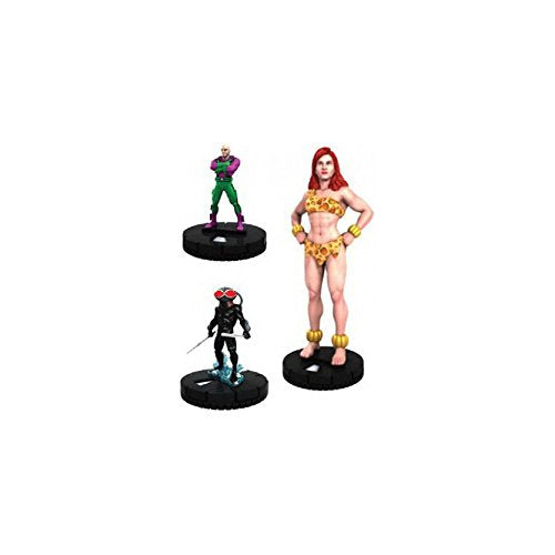 WizKids DC HeroClix: Superman and the Legion of Super-Heroes - Legion of Doom Fast Forces Pack