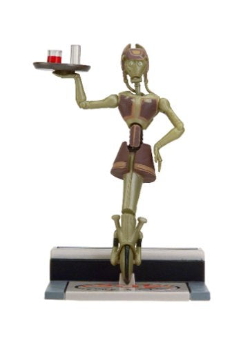 Star Wars Attack of the Clones WA-7 Action Figure [Dexter's Diner]