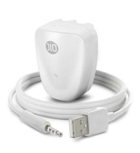 DLO PowerBug Charger/Dock for iPod shuffle 2nd Generation (White)