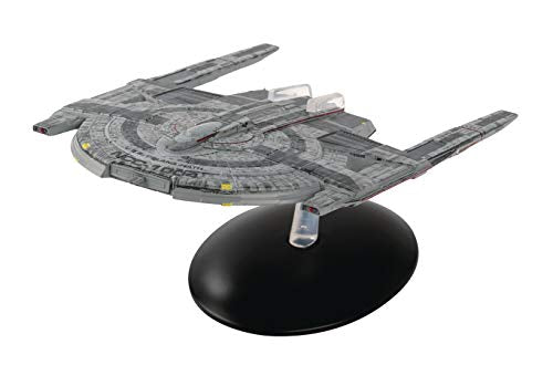 Eaglemoss Star Trek Discovery The Official Starships Collection: #17 USS T'plana-Hath Ncc-1004 Ship Replica, Multicolor