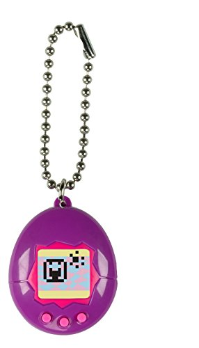 Tamagotchi mini, Purple with Pink