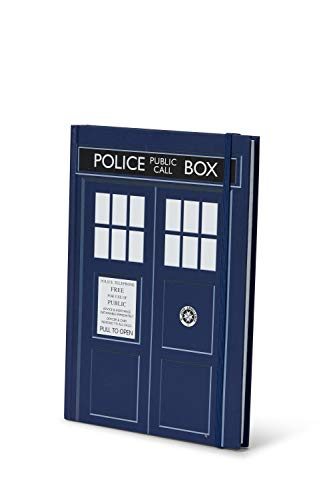 Underground Toys Doctor Who Journal - Large Dr. Who Tardis Diary - 6