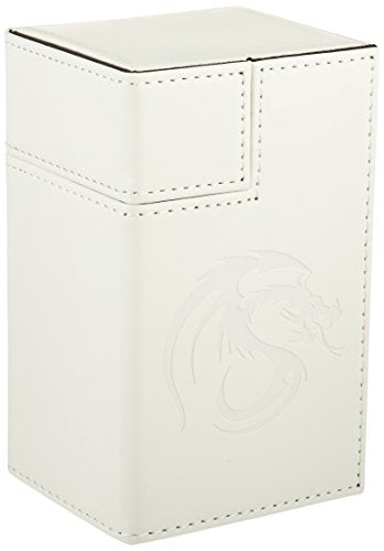 BCW 1-DCLK-LX-WHI Gaming Deck Locker, LX White