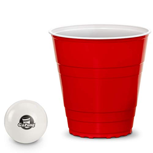 GoPong GoBig 110 Oz Giant Red Party Cups 24 PACK with 4 XL 3