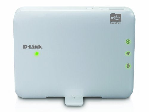 D-Link SharePort Go Mobile Companion with Rechargeable Battery (DIR-506L)