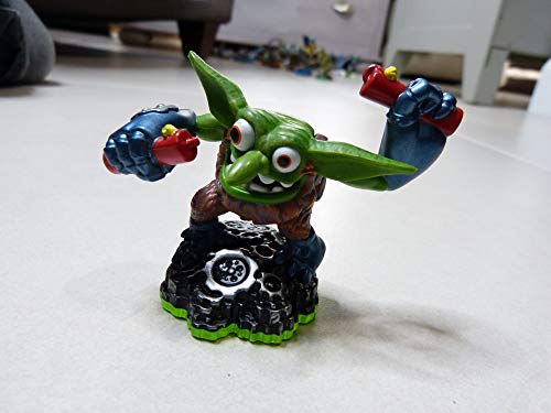 Skylanders LOOSE Figure Boomer Includes Card Online Code