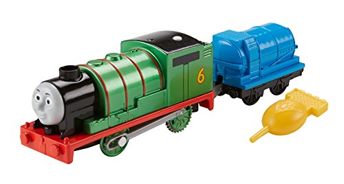 Fisher-Price Thomas & Friends TrackMaster, Real Steam Percy [Amazon Exclusive]