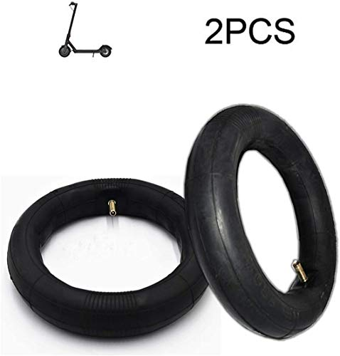 Yifant Inner Tube 8 1/2 x 2 Pack of 2pcs for Xiaomi M365 Smart Electric Scooter Inflated Spare Tire Replace Tube