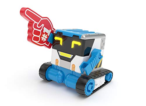 Really R.A.D Robots Mibro - Really Rad Robots, Interactive Remote Control Robot - Plays, Talks, and Pranks