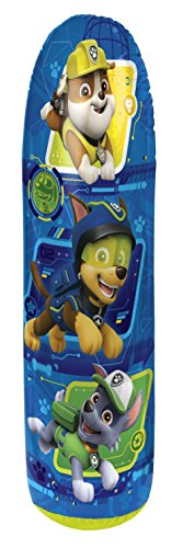 Hedstrom Paw Patrol Bop Inflatable Punching Bag, 42
