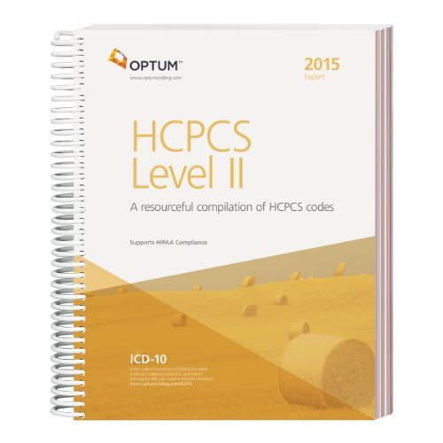 HCPCS Level II Expert - 2015 (Hcpcs Level II Expert (Spiral))