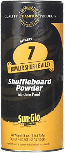 Shuffleboard Powder Wax-16oz Container