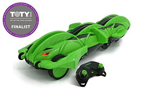Terrasect Remote Control Transforming Vehicle, Green, 2.4 Ghz, 13.8
