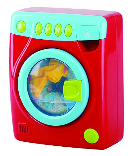 PlayGo Washing Machine Kitchen Toys Kids Children Play House Washing Machine for Fun Kids Toy Perfect For Your Little One 3 years & Up