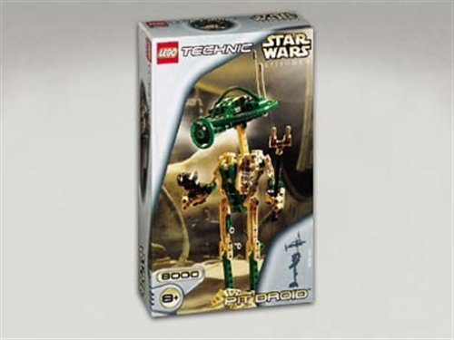 Lego Star Wars - Pit Droid Technic - 217 Pieces