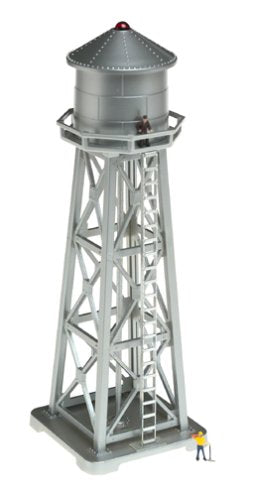 Model Power - N B/U Water Tower w/Blinking Light