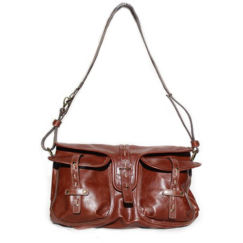 Mia Bossi Reese Diaper Bag, Chocolate