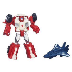 Transformers Generations Legends Class Flanker and Swerve Figures
