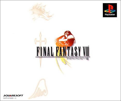 Final Fantasy VIII [Japan Import]