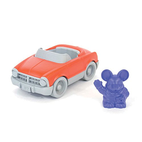 Green Toys Convertible Vehicle with Character