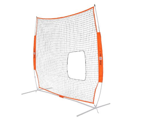 Bownet 7' x 7' Pitch Thru Softball Protection Screen