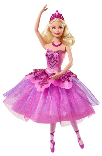 Mattel Barbie Holiday Ballet Doll