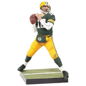 NFL Green Bay Packers McFarlane 2012 Series 29 Aaron Rodgers Action Figure