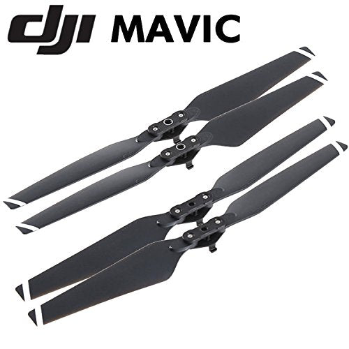 DJI 8330 CP.PT.000578 Quick Release Folding Propellers for Mavic Drone (2 Sets)