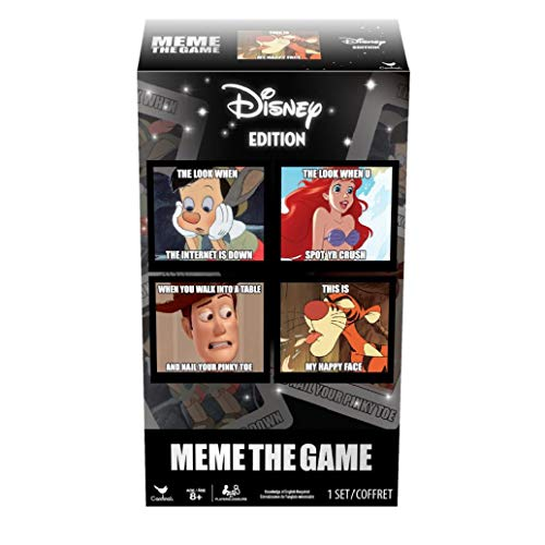 Meme the Game - Disney Version