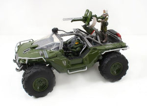 Jada Toys Halo Warthog with Figures
