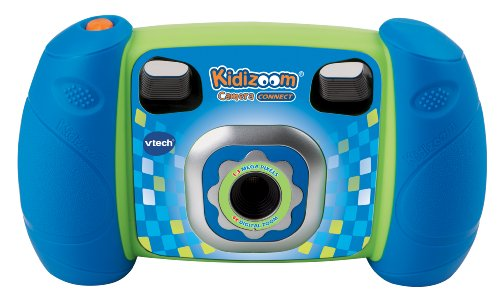 VTech Kidizoom Camera Connect, Blue