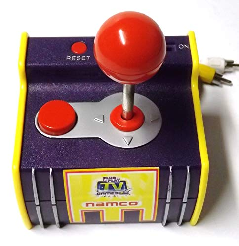 Jakks / Namco Arcade Classics Plug and Play TV Games