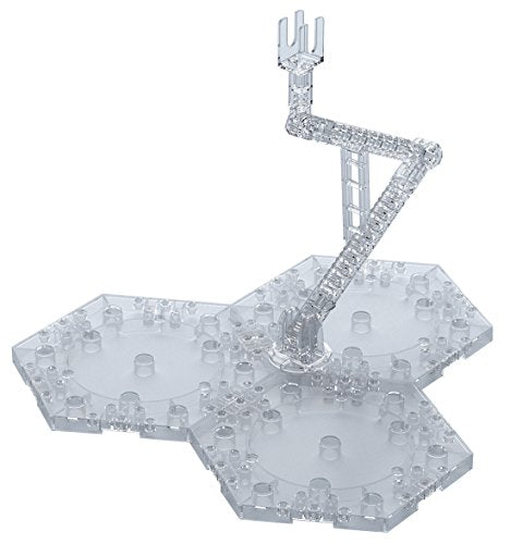 Bandai 222131 Clear Action Base 4 1/100 Model Kit