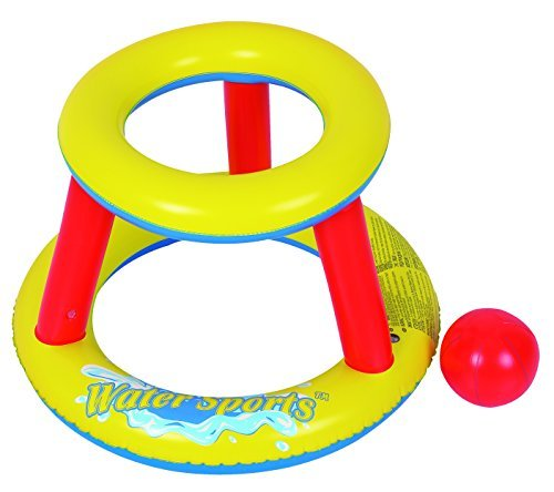 "Balance Living Water Sports Inflatable Pool Basketball Set (29"" Diameter)"