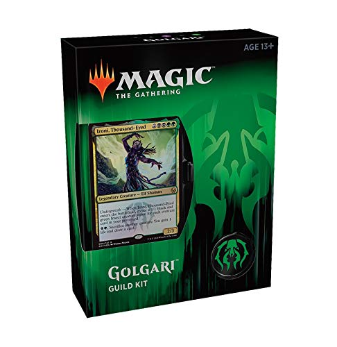 Magic: The Gathering Guilds of Ravnica - Guild Kit - Golgari