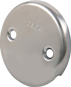 Delta Faucet RP7424SS Overflow Plate, Stainless