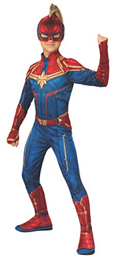 Rubie's Captain Marvel Hero Costume Suit, Medium