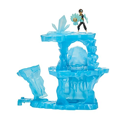 Zak Storm Sino Island Action Figure Playset