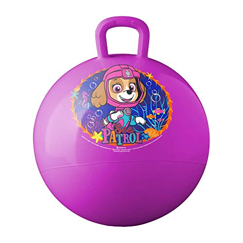 Hedstrom Nickelodean Paw Patrol (Skye) Hopper Ball, Hop Ball for Kids, 15 Inch