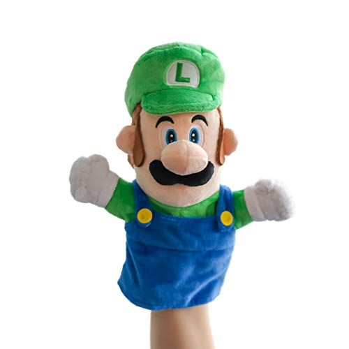 Hashtag Collectibles Luigi Puppet (Super Mario)