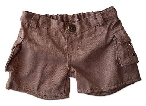 Cargo Shorts Teddy Bear Clothes Fit 14