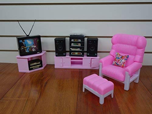 Barbie Doll Size Gloria Entertainment Play Set