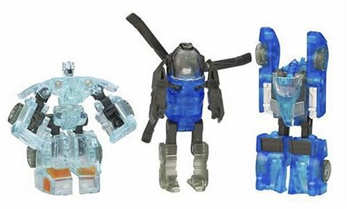 Hasbro Transformers Cybertron Scout Recon Mini
