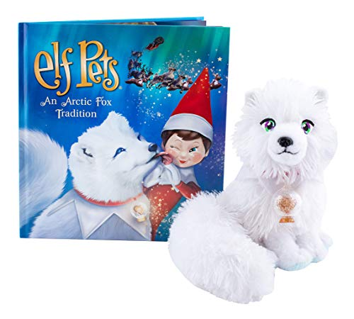 Elf Pets: an Arctic Fox Tradition
