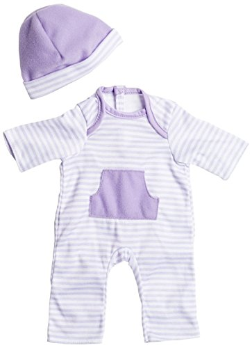 JC Toys Purple Romper (up to 11