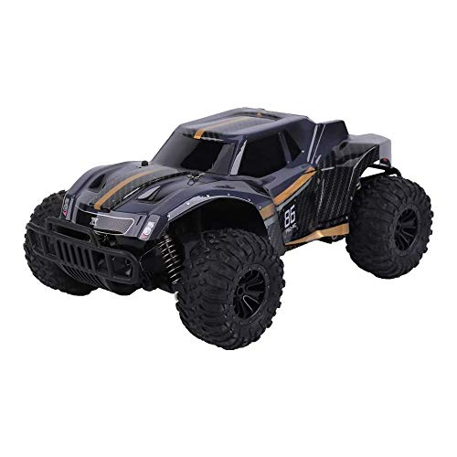 DeXop RC Truck High Speed Remote Control Monster Truck 1:16 Scale 2.4GHz Radio Control Off Road RC Cars for Adults & Kids