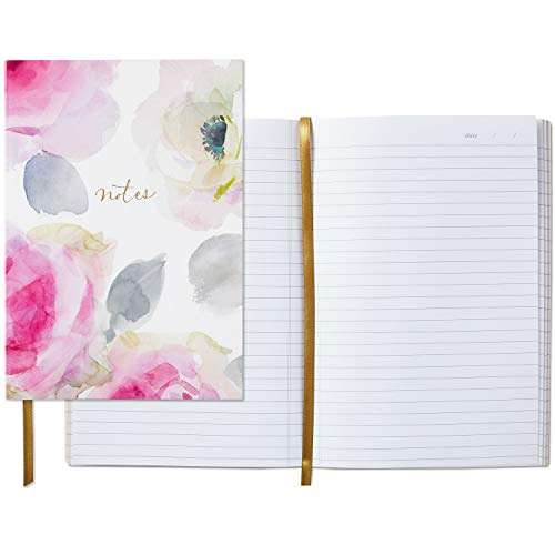 Hallmark Softcover Journal (Watercolor Roses)