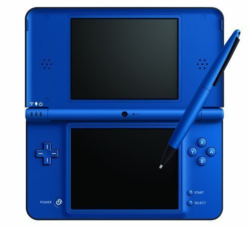 Nintendo DSi XL Midnight Blue (Renewed)