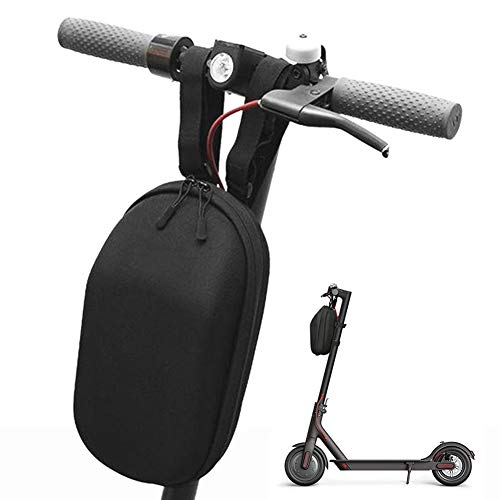 dmob Electric Scooter Bag - Front Multi Carrier for Bicycle and Scooter - Water Proof Hard Shell case Storage for Adult and Kid Scooter Accessories